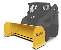 Fisher Storm Boxx for Skid Steers - sold by Sarris Truck Equipment, Waltham, MA